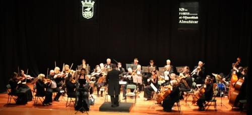 CONCIERTO AÑO NUEVO EN ALMUÑECAR STRAUSS FESTIVAL ORCHESTRA 2