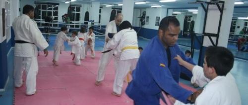 En enero Aikido y un campeonato de Ranking de Andalucía de Judo