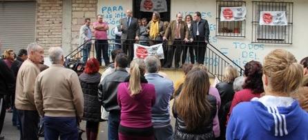 La Diputación construirá una promoción de viviendas protegidas en Jete para dar cobertura a las familias desahuciadas