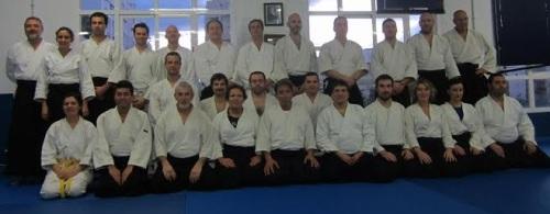 Seminario de Aikido impartido por el maestro Francisco Lebrón 2