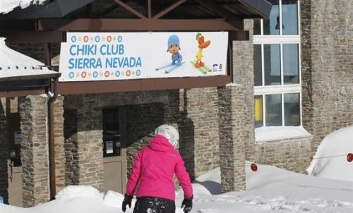 Sierra Nevada abrió ayer La Laguna y cuenta con 90 km. de pistas esquiables