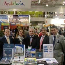 En el expositor de Granada en Fitur participaron más de 350 empresarios