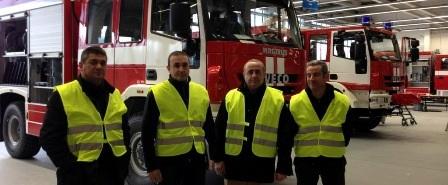 La Diputación incorporará antes del verano siete nuevos camiones a la flota de los Bomberos de Granada y provincia