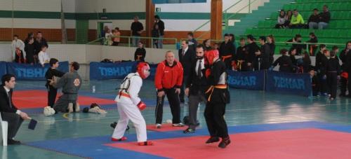 Almuñécar acogió con éxito el II Encuentro de la Liga Andaluza de Kenpo