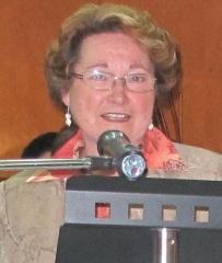 Homenaje a Mª Teresa Romero Puerta fallecida en accidente de tráfico