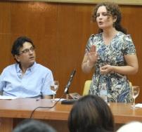 MARINA TAPIA RECITO ALGUNOS POEMAS EN ALMUÑECAR 2