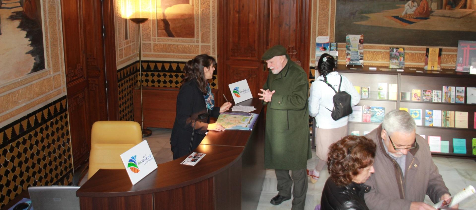Estad stica europatropical for Oficina turismo andalucia