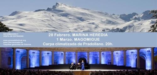 Sierra Nevada celebra el centenario de la práctica del esquí en la montaña