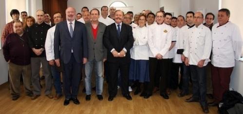 Veinte restaurantes oficiarán en la segunda edición de las jornadas gastronómicas Los sabores de la provincia de Granada