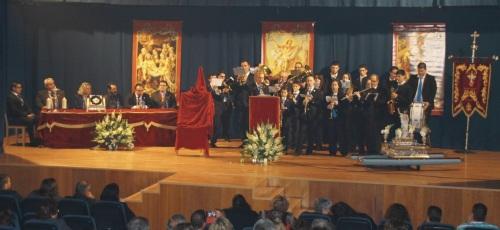 ACTO PREGON SEMANA SANTA LA HERRADURA 2014