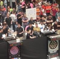 Más de medio centenar de sexitanos participan este fin de semana en el XXIV Campeonato Nacional de Dardos