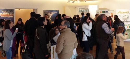 PROMOCION ALMUÑECAR EN SALA LEGADO ANDALUSI DE PARQUE CIENCIAS 2