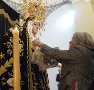 ALCALDESA ALMUÑECAR  IMPONE MEDALLA CIUDAD VIRGEN DE LOS DOLORES 14 2