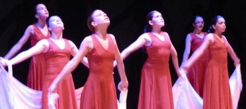 Almuñécar celebró con gran éxito el Día Internacional de la Danza