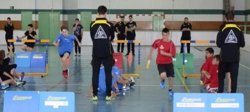 """Este viernes se celebra el Campeonato de Andalucía """"Jugando al Atletismo"""""""