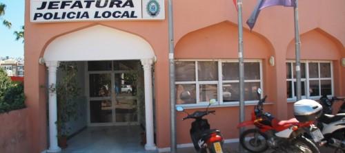 JEFATURA POLICIAL LOCAL ALMUÑECAR 14 2