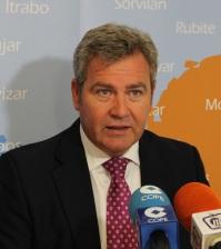 José García Fuentes, presidente de la Mancomunidad de Municipios de la Costa Tropical 2