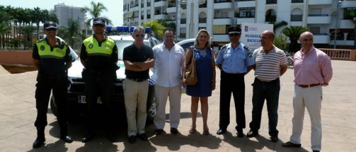 Seguridad Ciudadana Policía Local