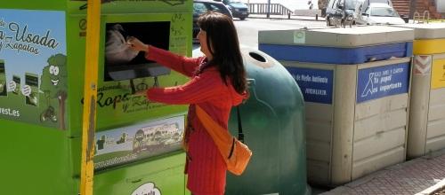 El municipio sexitano experimenta un importante incremento en el reciclado