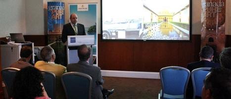 Las provincias de Granada y Málaga se alían para realizar acciones de promoción conjunta en Oriente Medio