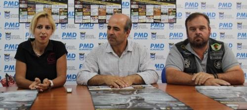 PRESENTACIÓN CONCENTRACION MOTERA LOS TIBURONES ALMUÑECAR 2014 2