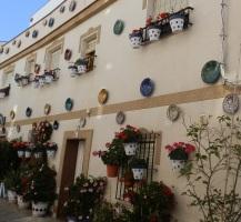 Primer premio concurso fachadas y patios