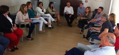 Reunión consejera con propietarios Plan Parcial P6 de La Herradura 2