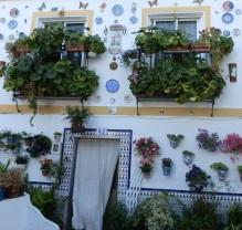 Segundo premio concurso fachadas y patios