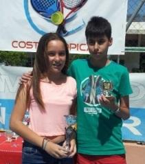 Ana Fernández y Edu García