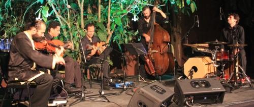 Almuñécar conoció y disfrutó con la música de Ali Khattab en La Najarra