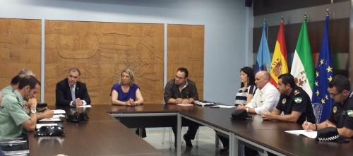 La Junta Local de Seguridad Ciudadana de Almuñécar prepara los protocolos para la fiesta de San Juan