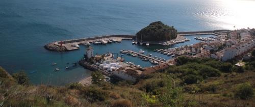 El Ayto. sexitano se opone al cultivo de mejillón en aguas de Punta de la Mona