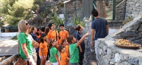 El programa de Educación Ambiental ha contado con más de 3.500 alumnos