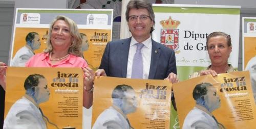 ALCALDESA DE ALMUÑECAR DIPUTADO DE CULTURA Y CONCEJALA DE CULTURA ALMUÑECAR 14 2