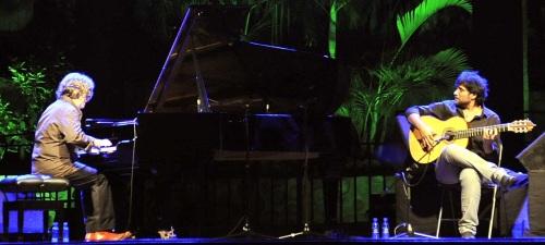 Chano Domínguez y Niño Josele inauguran Jazz en la Costa 2014