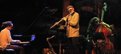 Charles Lloyd, una leyenda en la clausura de Jazz en la Costa 3