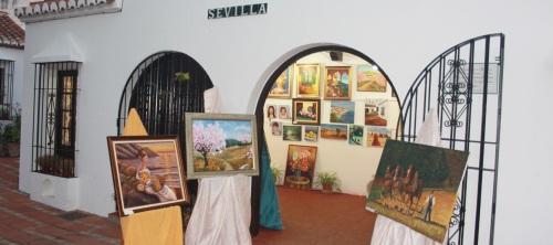 EXPO EN CASETA SEVILLA PARQUE EL MAJUELO ALMUÑECAR 14 2