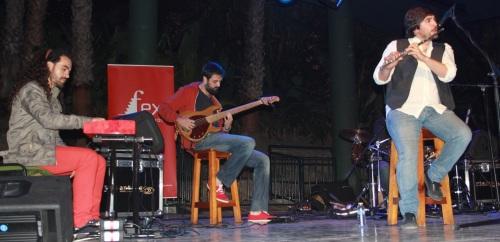 """El flamenco y el jazz de la mano de Sergio de Lope en """"Fifty Fifty"""""""