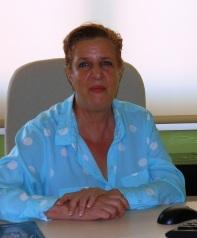 Olga Ruano, concejal delegada de Cultura del Ayuntamiento de Almuñécar