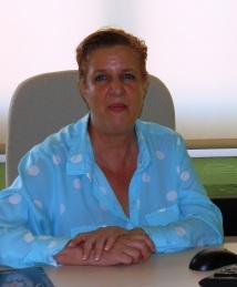 Olga Ruano, concejal delegada de Cultura y Educación del Ayuntamiento de Almuñécar
