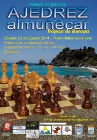 """Almuñécar recupera el ajedrez con la celebración del I Torneo """"Trópico de Europa"""""""