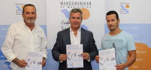 Presentación del concurso de fotografía turística 'Clic Tropical' con 800 euros en premios