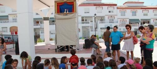 TITERES MATINAL EN EL FESTIVAL DE LA HERRADURA  14 2