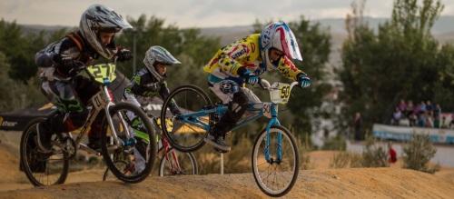 Tropical Cup disputada en Padul  (Campeonato de Andalucía de BMX)