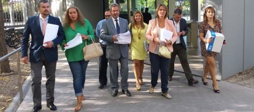 La Costa Tropical presenta 449 al Plan Director de Puertos de Andalucía