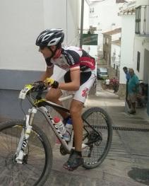 Iván Ruiz Martin subcampeón en el Circuito Provincial de Granada BTT