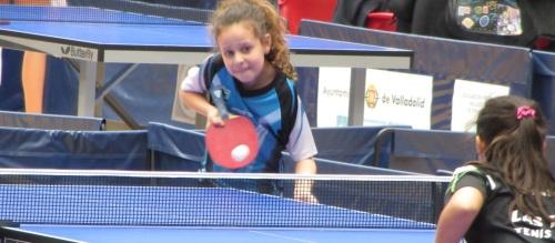 Lucia López se proclama campeona del Top Promesas del Tenis de Mesa