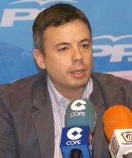 Nicolás Navarro, vicesecretario del PP para la Costa Tropical