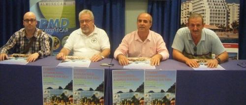 """Presentación del cartel del I Torneo Internacional de Ajedrez """"Almuñécar, Trópico de Europa"""""""