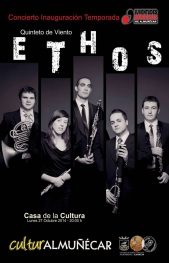Quinteto de viento Ethos
